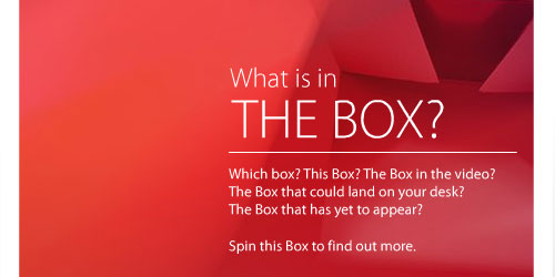 What is in the box? : Adobe